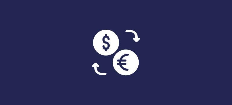 Registro contable de cuentas en moneda extranjera